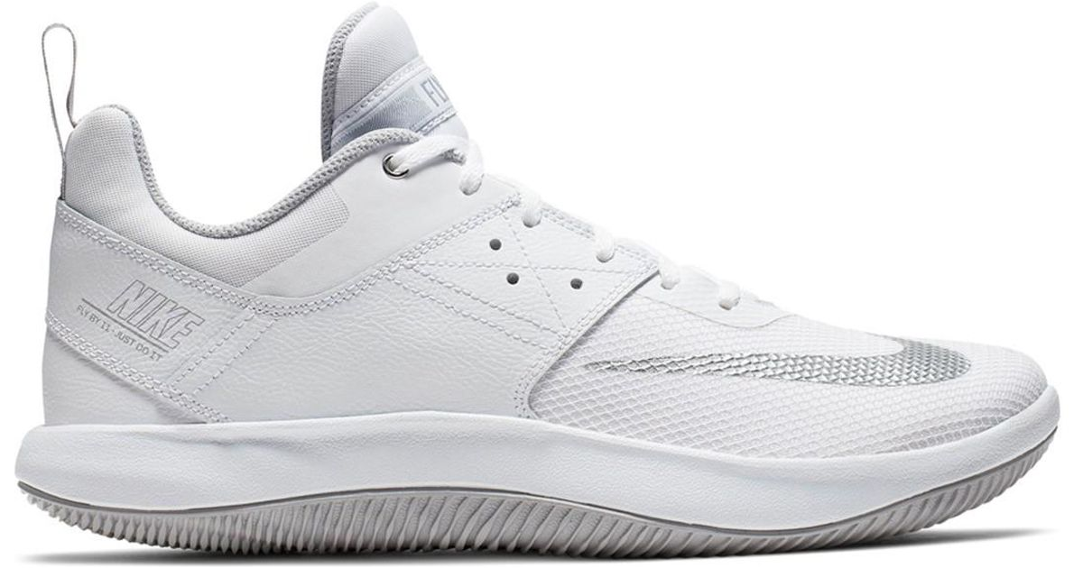 14500bb60fd Lyst - Nike Fly By Low Ii Sneaker in White for Men