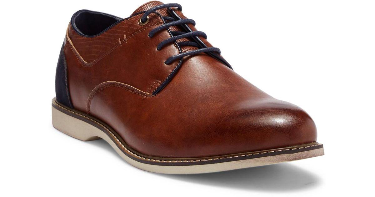 696818a8af2 Hawke & Co. Brown Henrik Sadadle Shoe for men