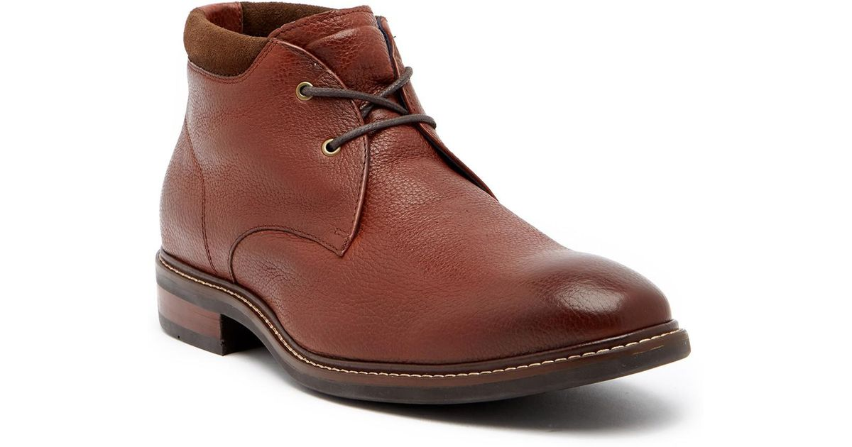 Cole Haan Leather Watson Chukka Ii Boot