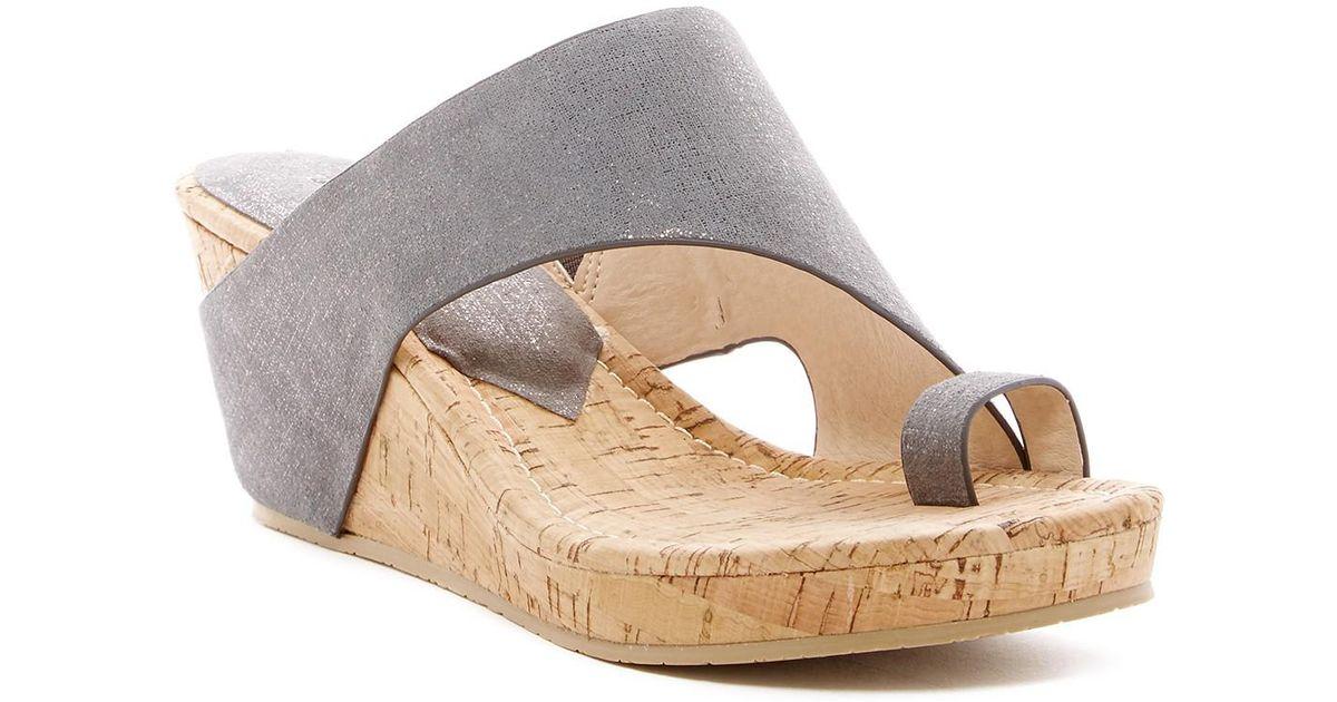 Donald Pliner Gyer Wedge Sandal xIcC0S