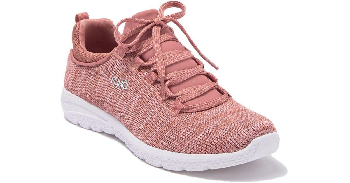 Ryka Hazel Sneaker in Pink - Lyst
