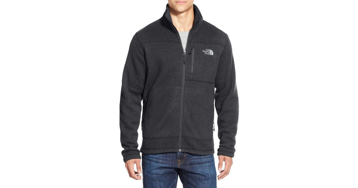 a166973564bc Lyst - The North Face  gordon Lyons  Zip Fleece Jacket for Men