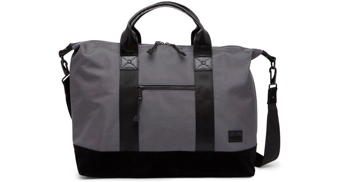 Ballistic Nylon Overnight Bag