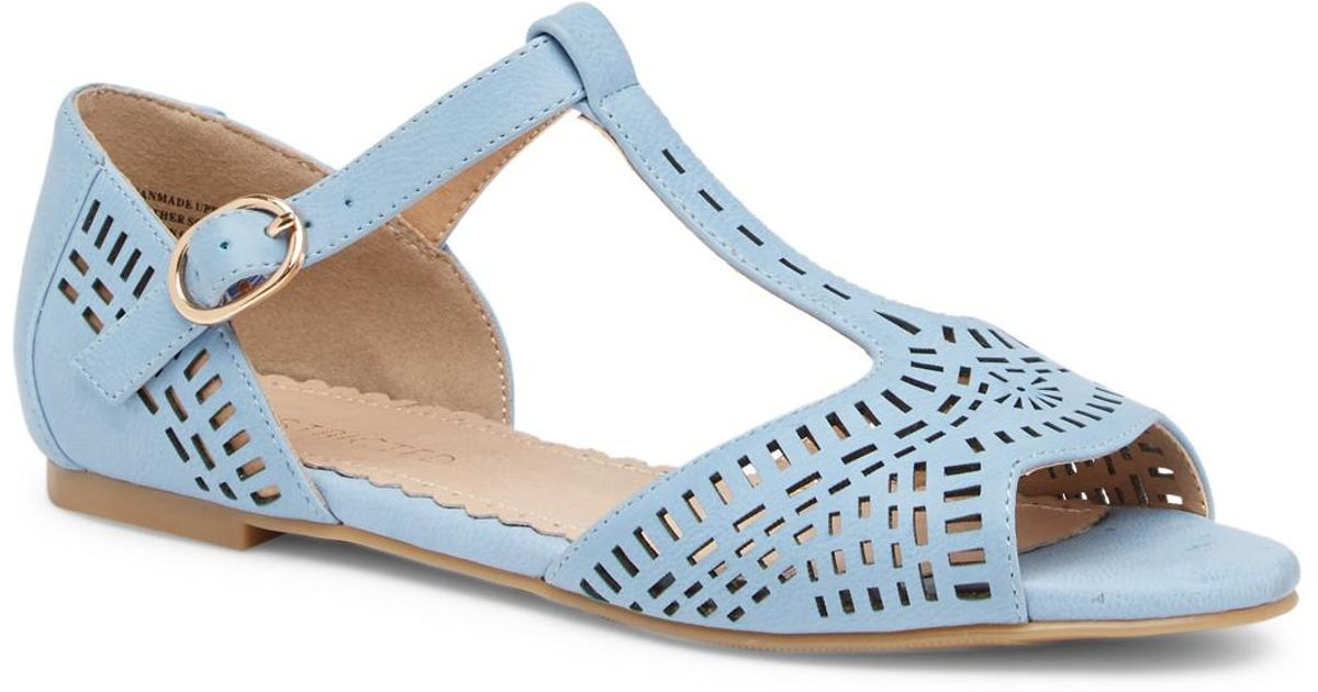 Restricted Carmel Ankle Strap Sandal rdYFvHChN