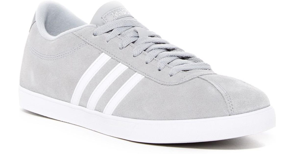 fa1f0046af0a Lyst - adidas Courtset Sneaker in White