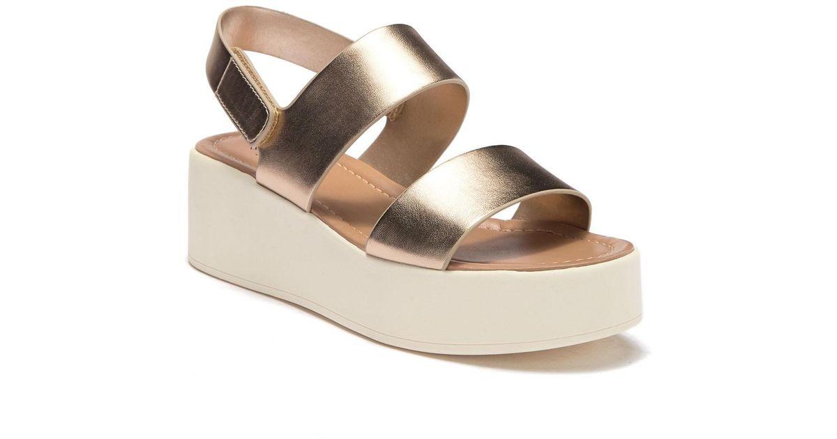 Call It Spring Aderica Platform Sandal