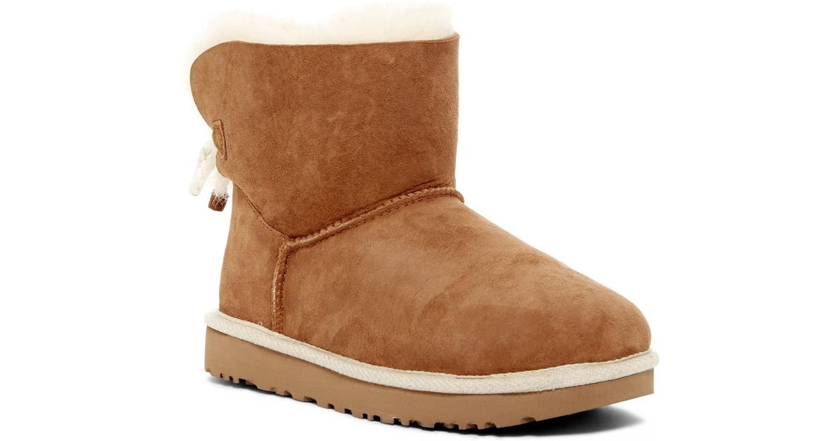 52982da66f0 Ugg Brown Selene Pure(tm) Lined Boot