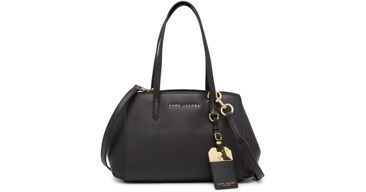 8a3d8e649499 Lyst - Marc Jacobs The Commuter Work Tote Bag in Black