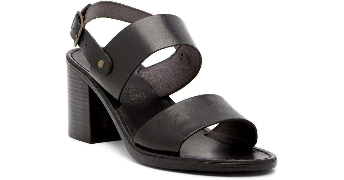 Seychelles State of Mind Block Heel Leather Sandal ky0uN4gx