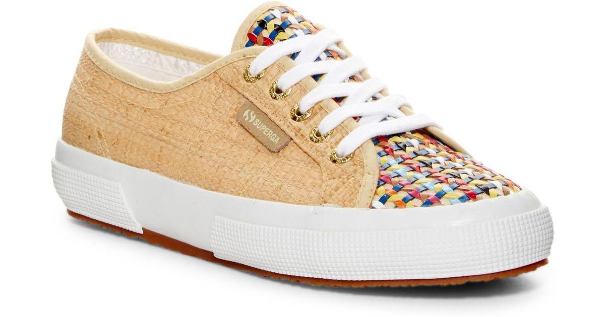 Superga 2750 Woven Sneaker mmlPY