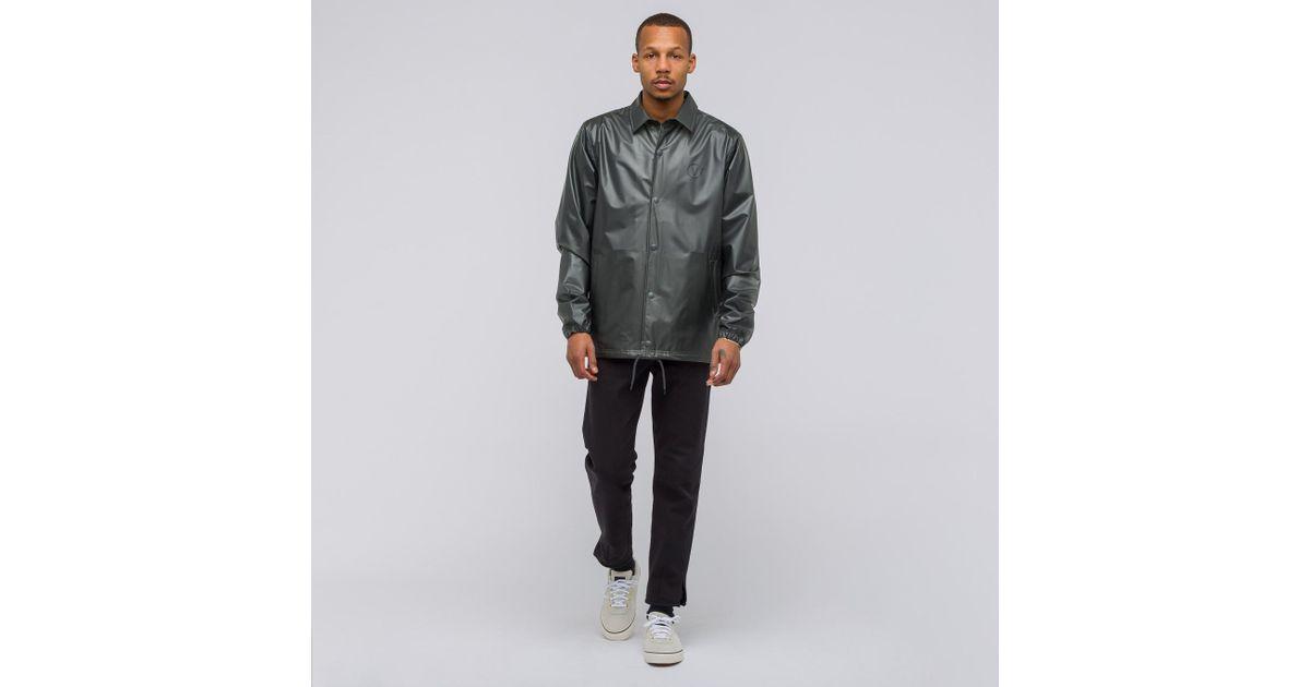 Vans X Lqqk Studio Coaches Jacket In