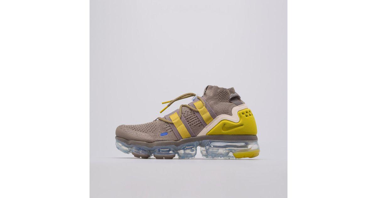 Air Utility Vapormax Nike beige Flyknit roWdCxBe