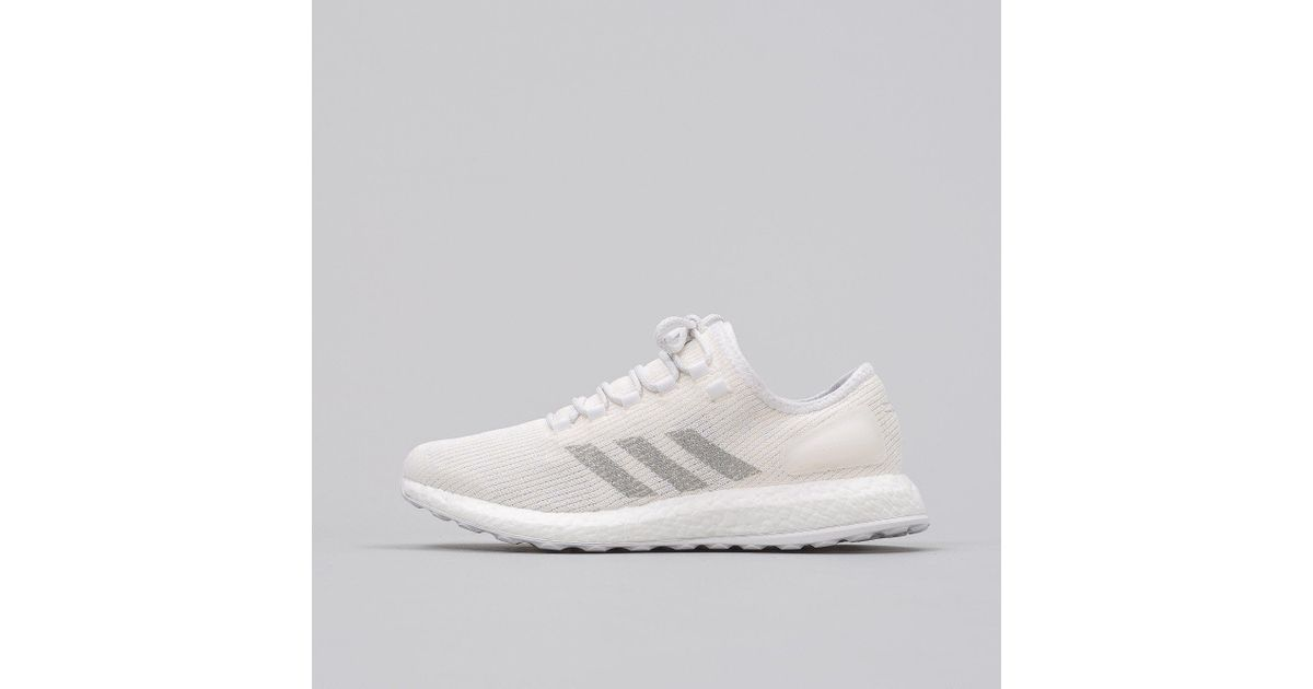 090bf1b0a Lyst - adidas Originals Pureboost Clima In Vintage White in White for Men