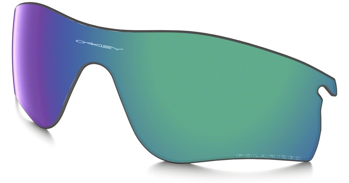 c196f359614 Lyst - Oakley Radarlock® Path® Sunglasses Replacement Lenses in Blue for Men