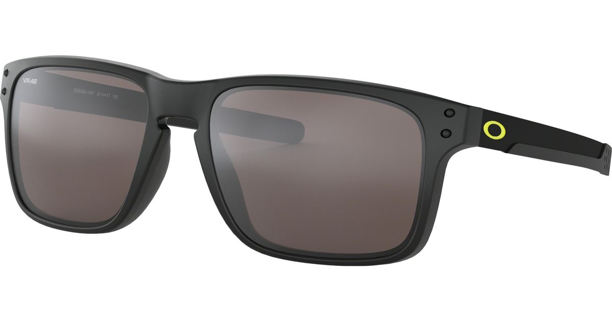 7aaaaaeb8e Lyst - Oakley Holbrooktm Mix Valentino Rossi Signature Series in Black for  Men