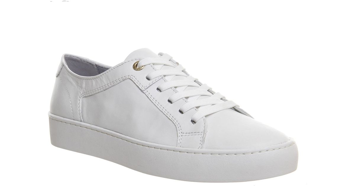 Vagabond Leather Zoe Sneaker in White