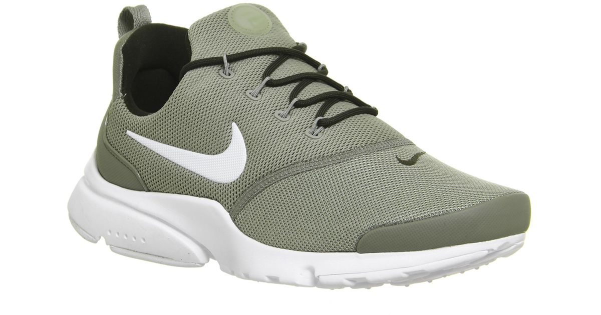 8d6112b298c75c Lyst - Nike Presto Fly Trainers in White