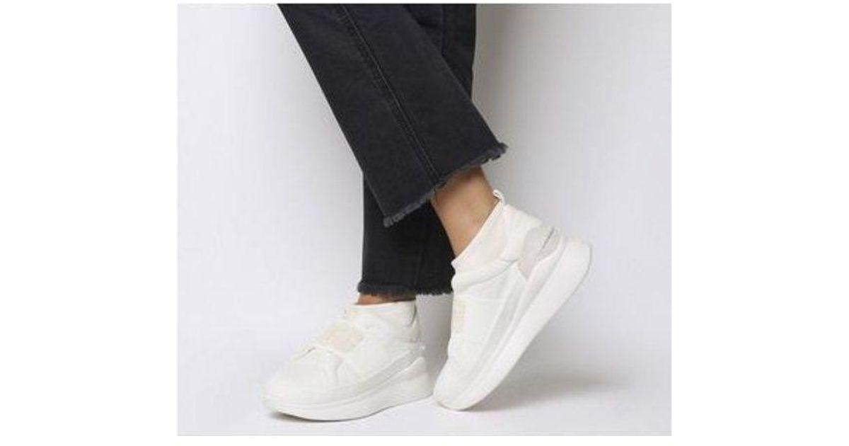 UGG Neoprene Neutra Sneaker in White - Lyst
