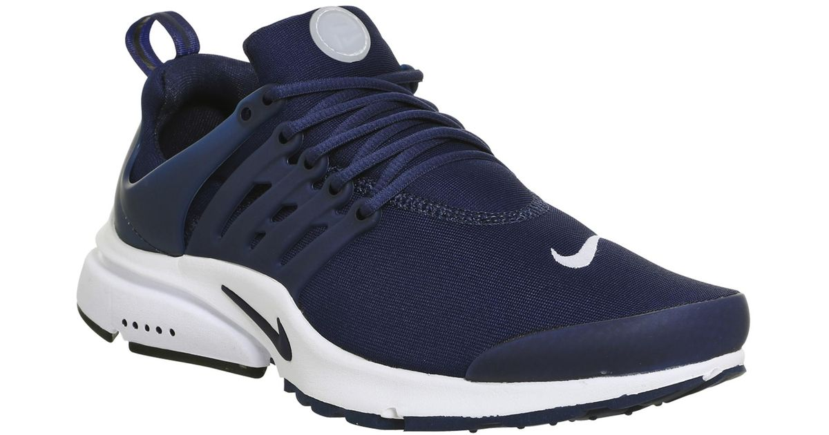 huge selection of 1a8ce 750dd Nike Blue Air Presto Fs Trainers for men