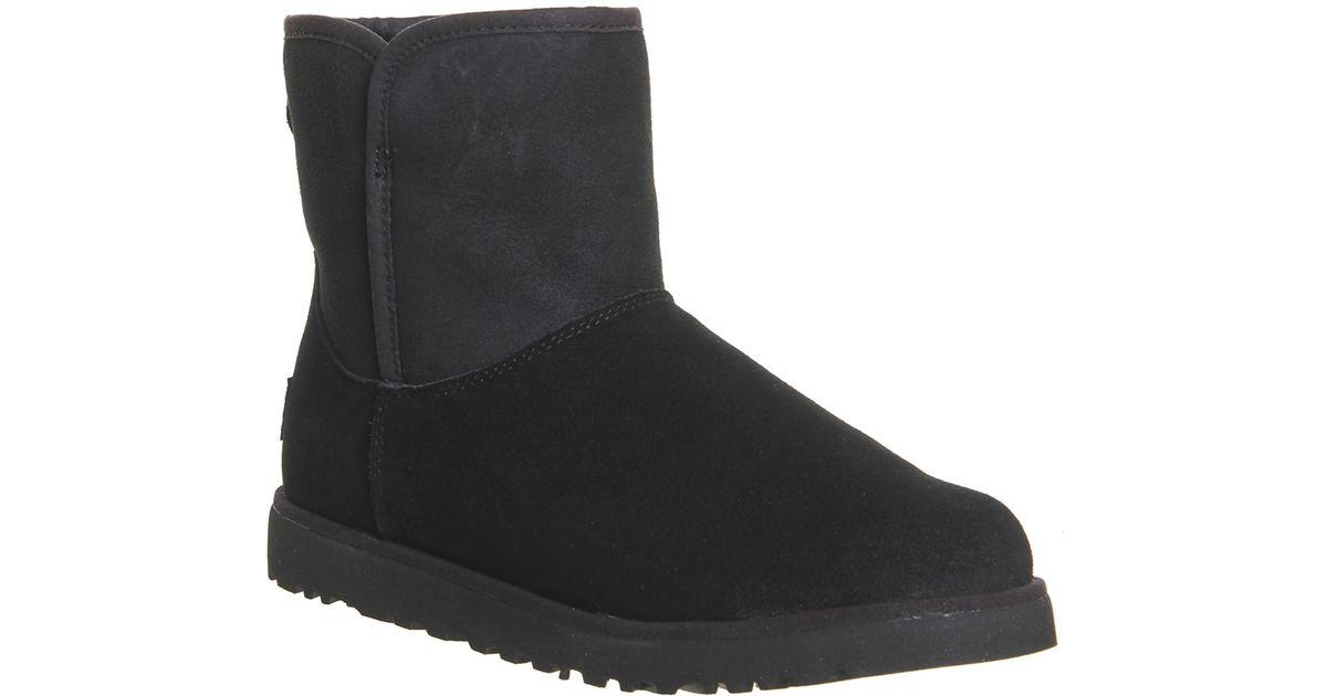 f5cd996ba4a Ugg Black Cory Mini Slim Boot