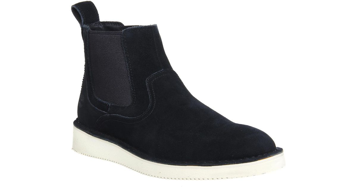 Timberland Chelsea X Publish Boot BLACK SUEDE   £102.00