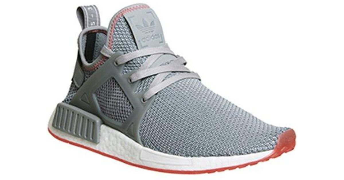 Adidas Gray Nmd Xr1 for men