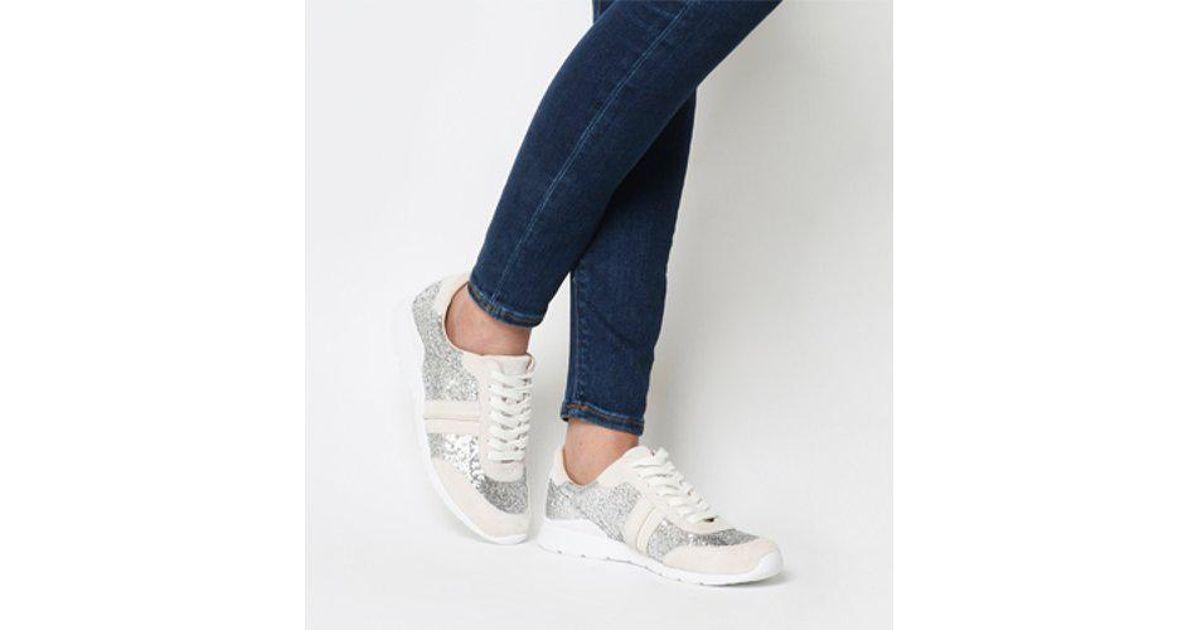 f10abb97b5c Ugg Blue Jaida Glitter Sneaker