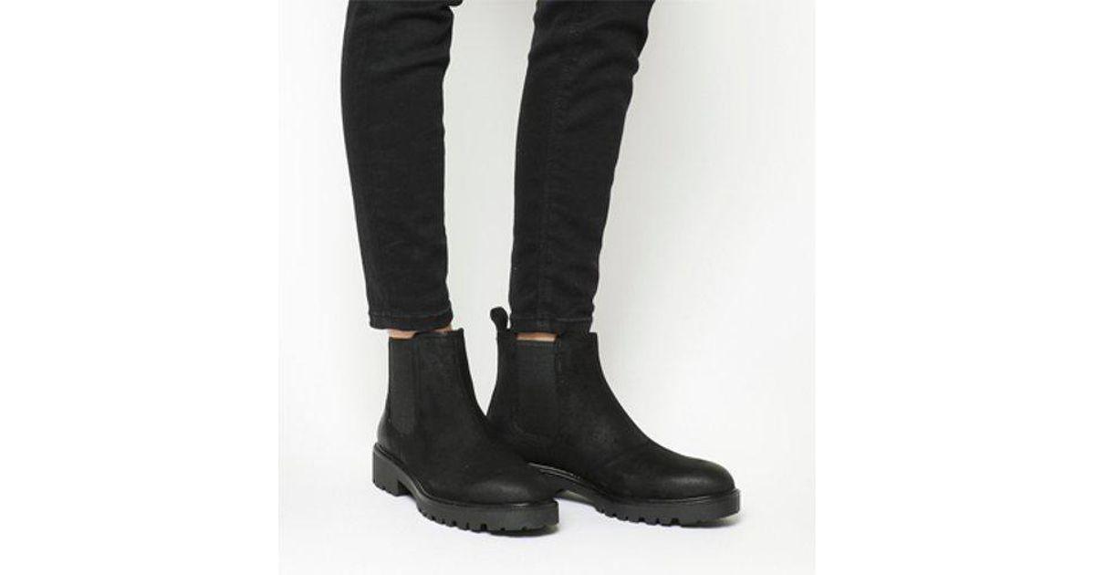 93841f99b9d Vagabond Black Kenova Chelsea Boot