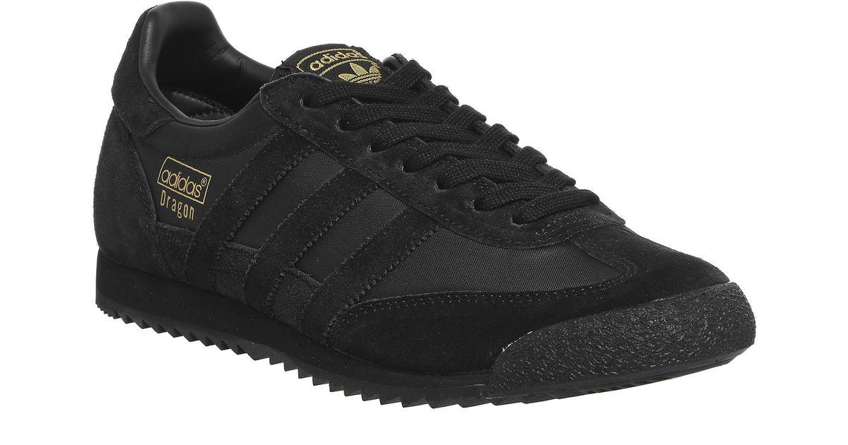 Adidas Black Dragon Trainers