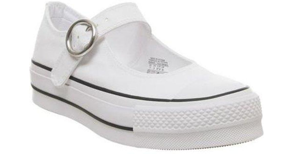 Converse Canvas All Star Mary Jane Ox