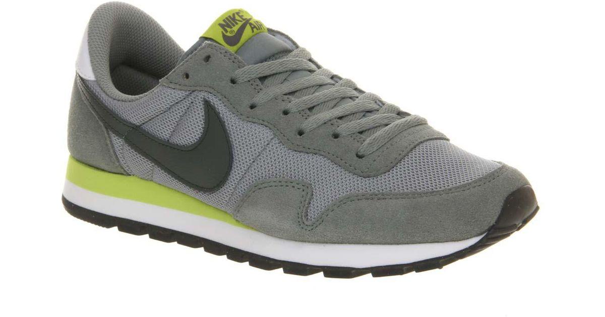 Nike Air Pegasus 83 in Green for Men - Lyst