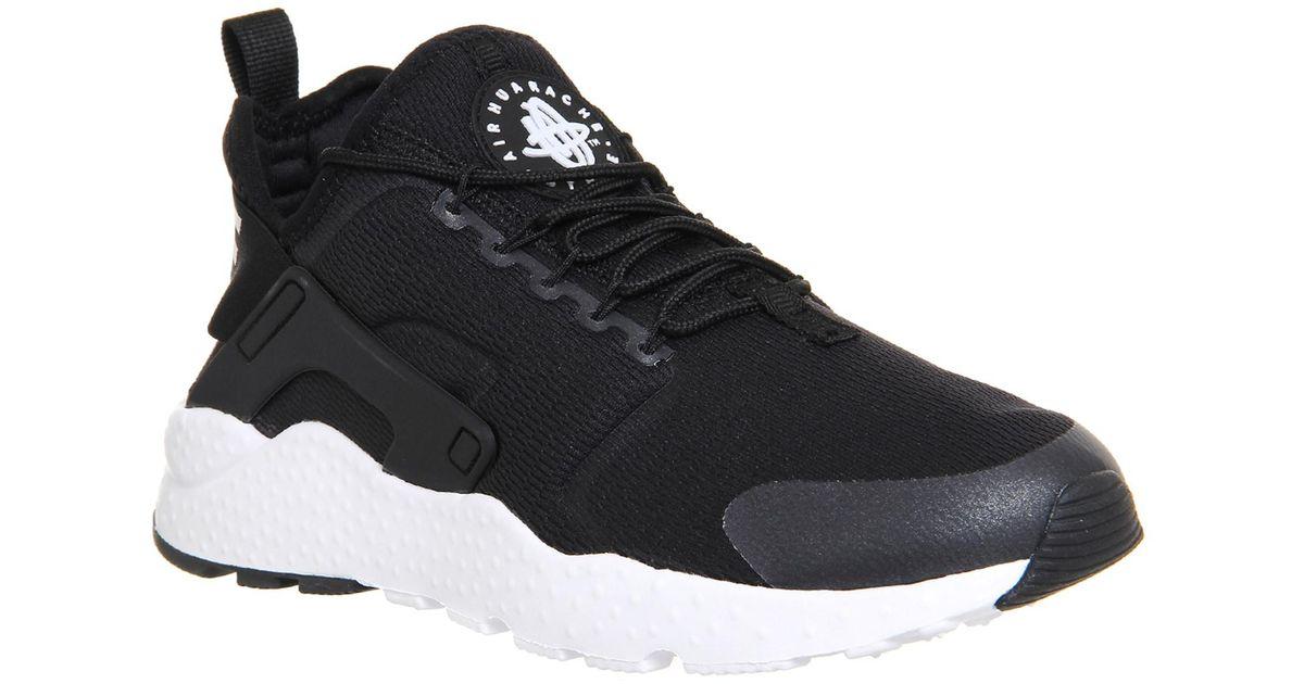 Nike Air Huarache Run Ultra in Black - Lyst