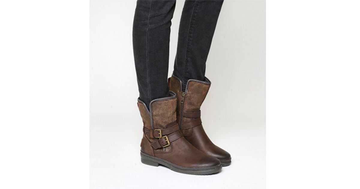 a5f32727a35 Ugg - Brown Simmens Boot - Lyst
