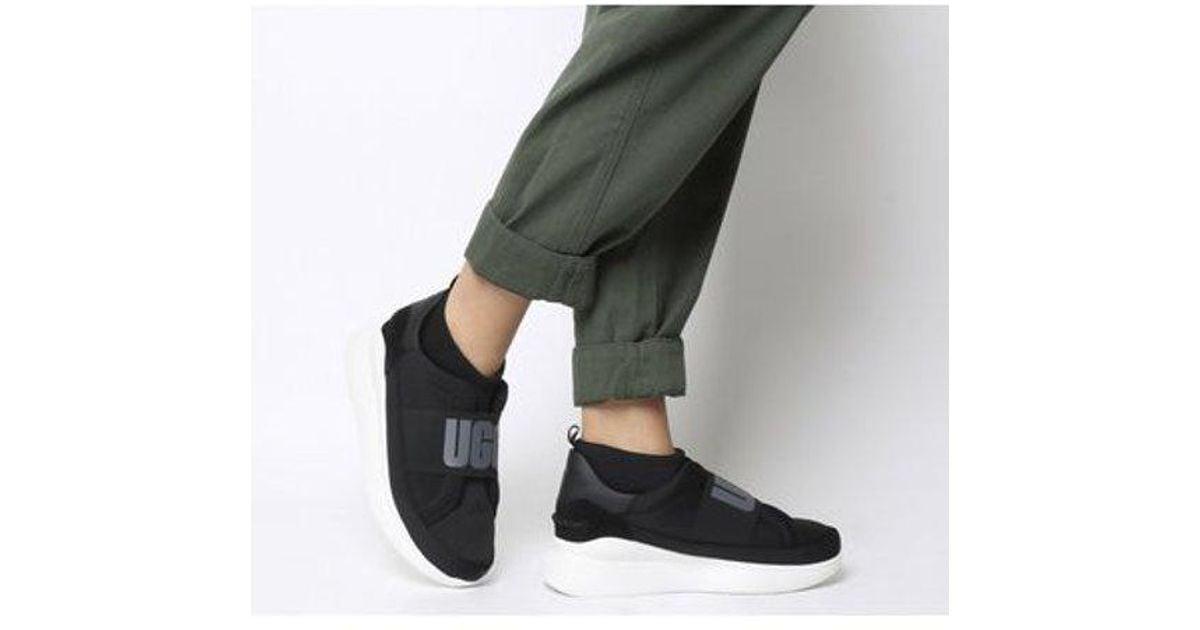16432160023 Ugg Black Neutra Sneaker