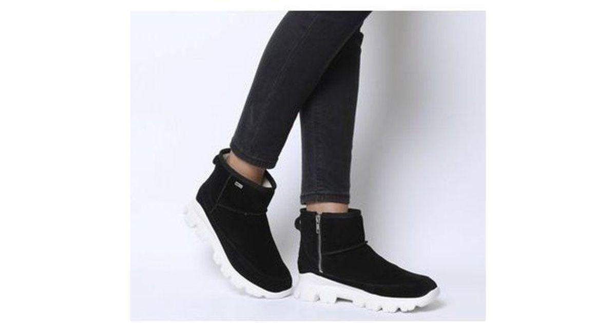 3b0ced1005f Ugg Black Palomar Sneaker