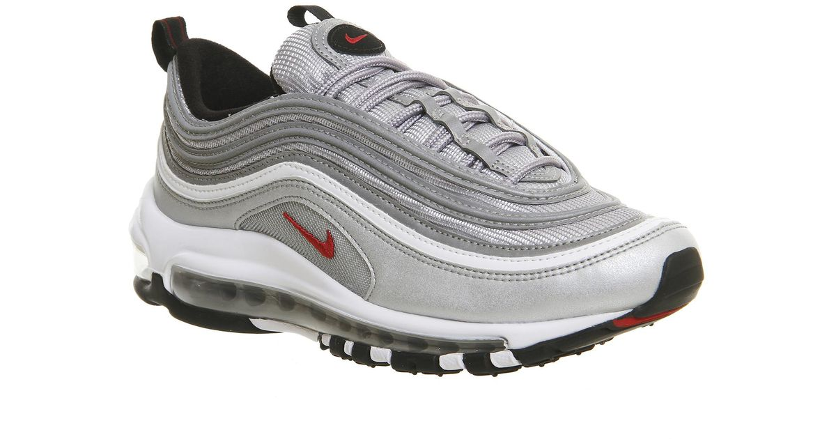 detailed look a8223 ee386 Nike Red Air Max 97 for men