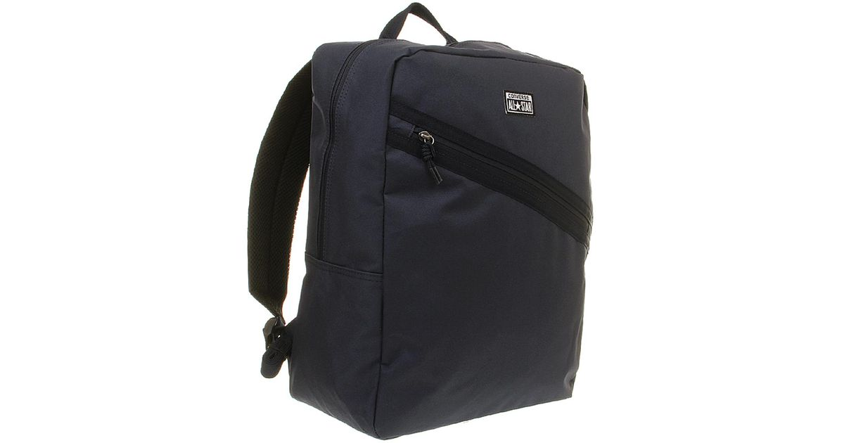 5feab17fc783 Lyst - Converse Cp Diagonal Zip Backpack in Blue for Men