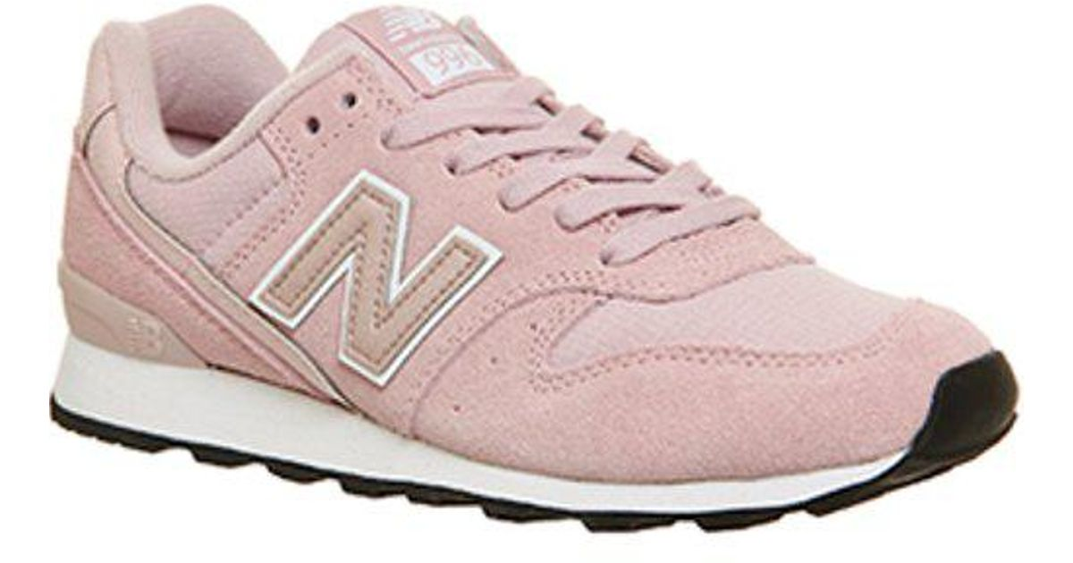 New Balance Wr996 in Pink - Lyst