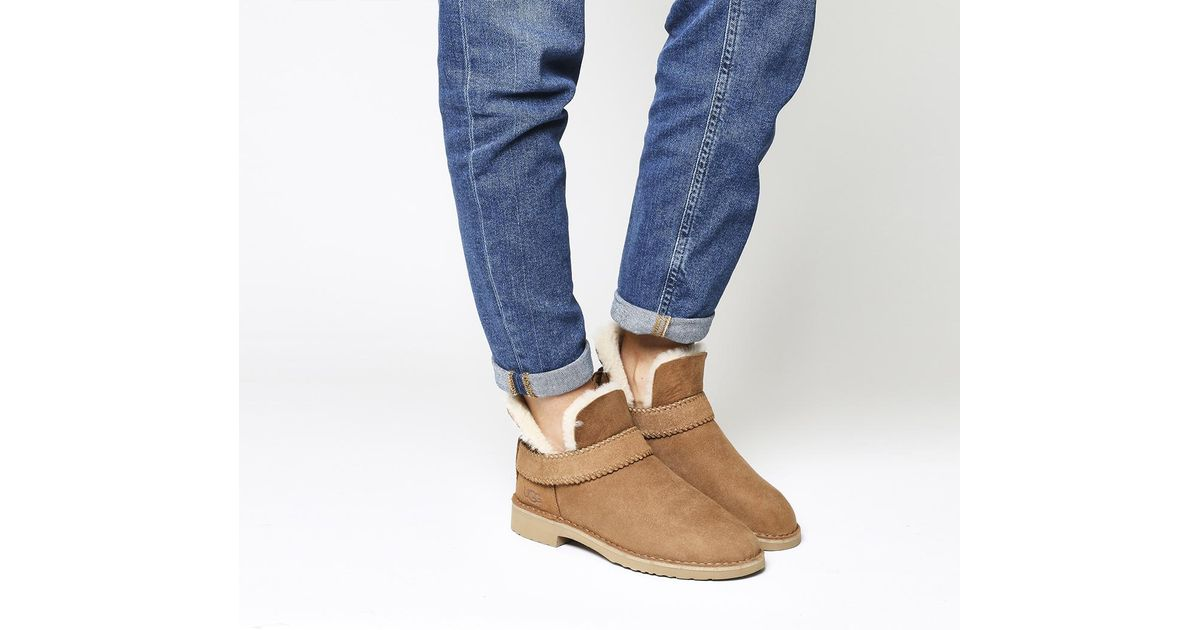 4d5ff4a41d6 Ugg Multicolor Mckay Strap Boots