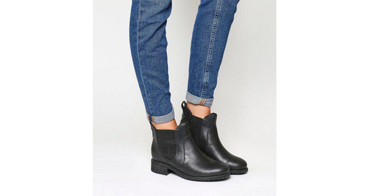 2e50c74875d Ugg Black Bonham Chelsea Boot