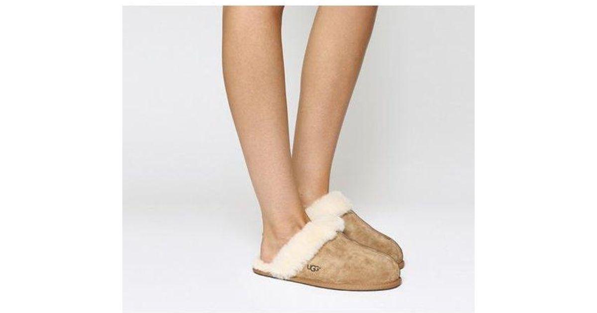UGG Suede Scuffette Ii Slippers in