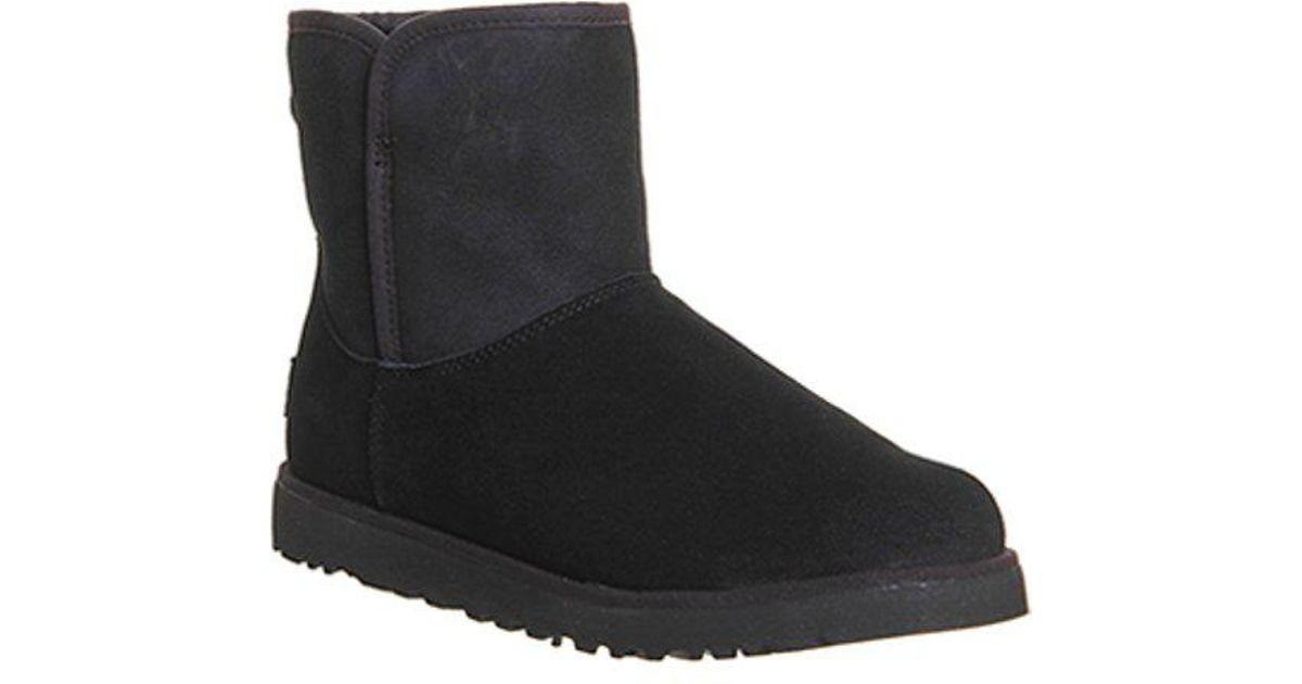 1c20fdf2798 Ugg - Black Cory Mini Slim Boot - Lyst