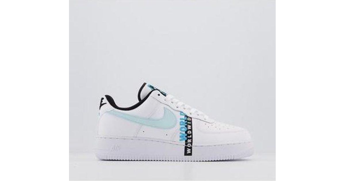 Nike Air Force 1 07 Ww in White for Men - Lyst