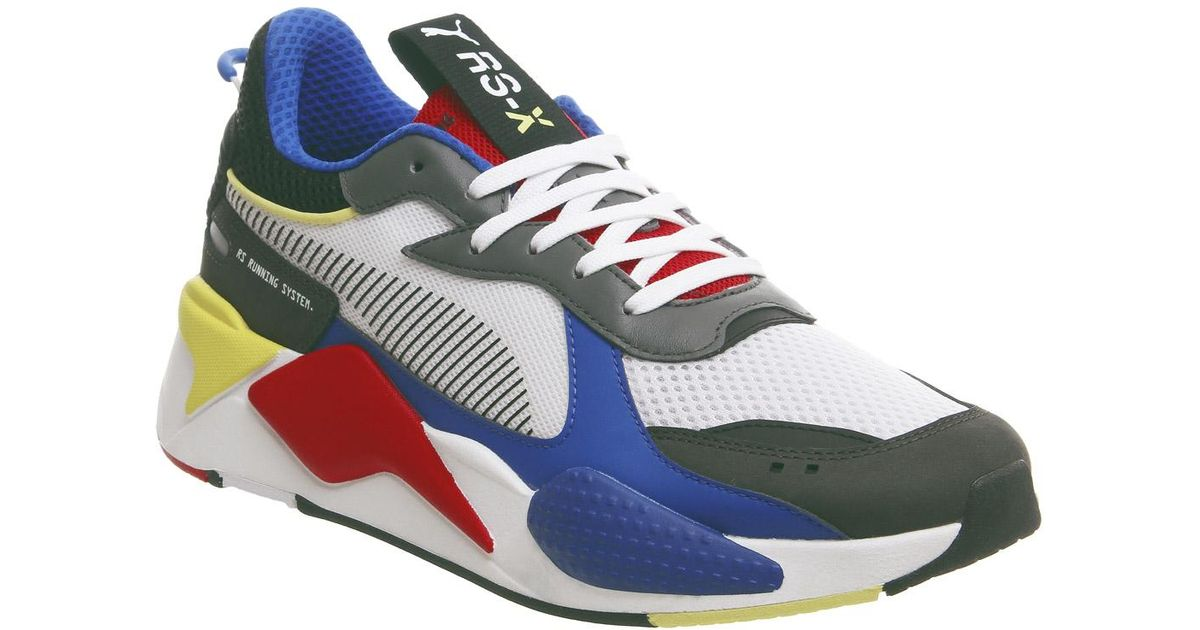 PUMA Rubber Rs-x Toys Trainers for Men