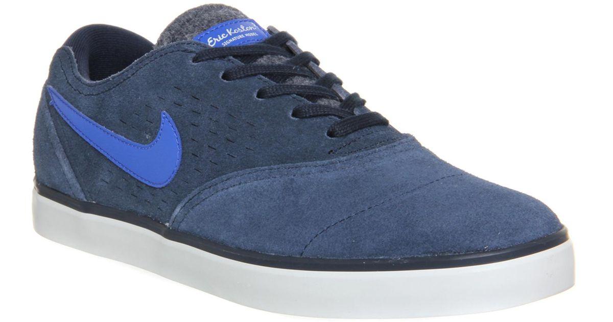 Nike - Blue Eric Koston 2 for Men - Lyst