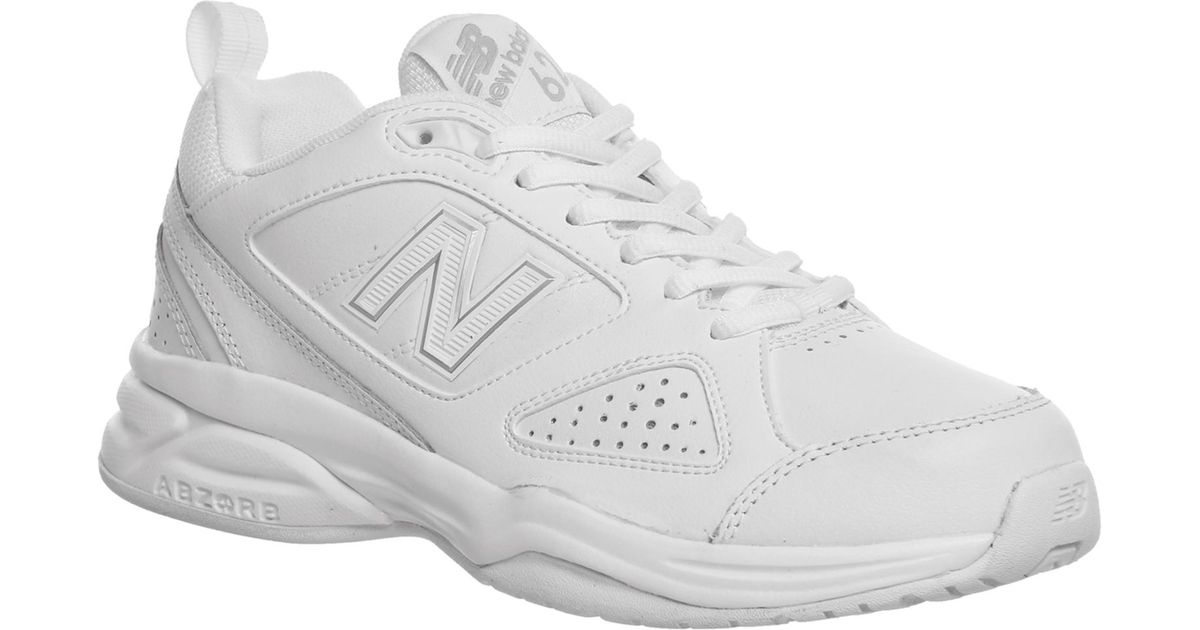 New Balance Leather 624 Trainers in