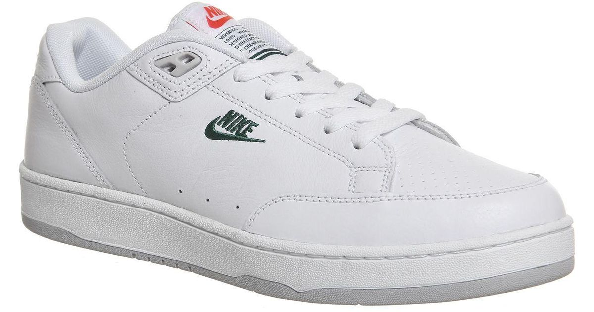 Nike Leather Grandstand 2 Trainers in