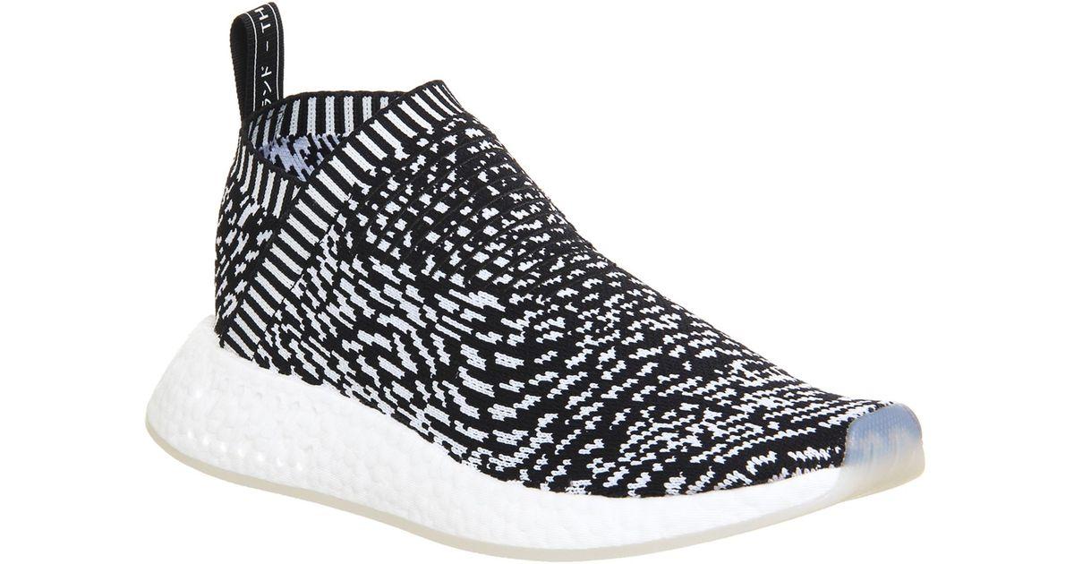 Adidas Black Nmd Cs2 Pk for men