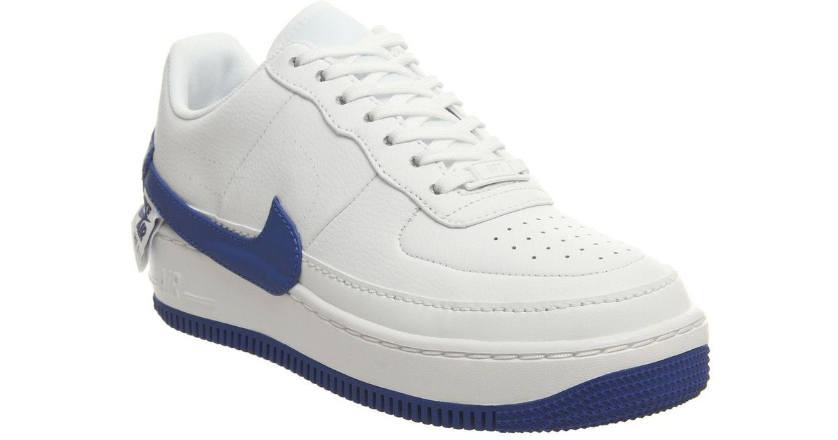 Air Force 1 Jester Trainers in White