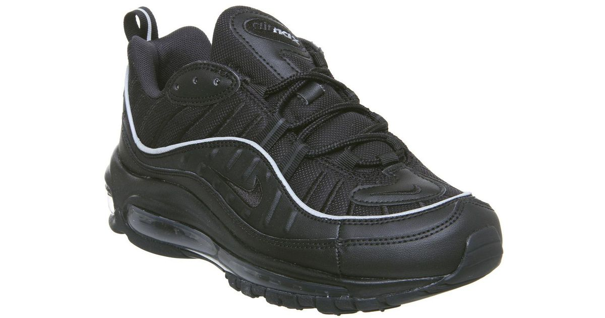 Nike Rubber Air Max 98 Trainers in